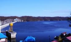 黑河山口湖