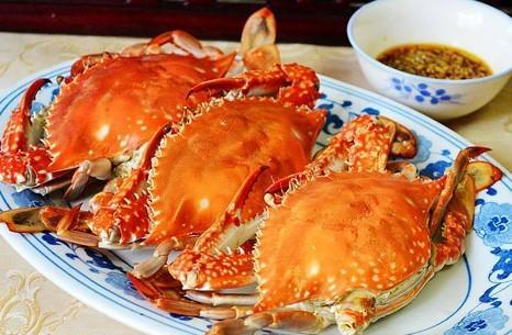 岚山梭子蟹