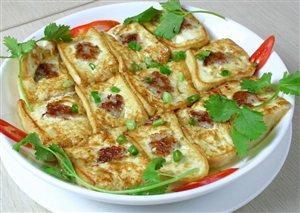 石羊醋水豆腐