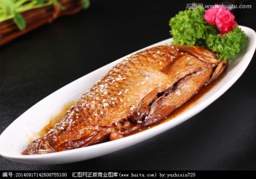 海南山兰甜糟鱼