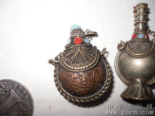 西藏鼻烟壶