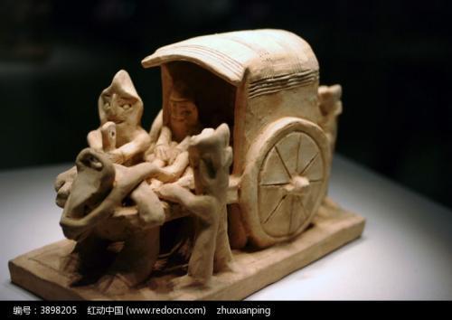 牛古沟陶器