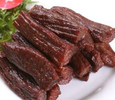 羊卓雍风干肉