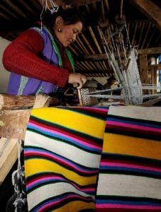 扎囊编织业