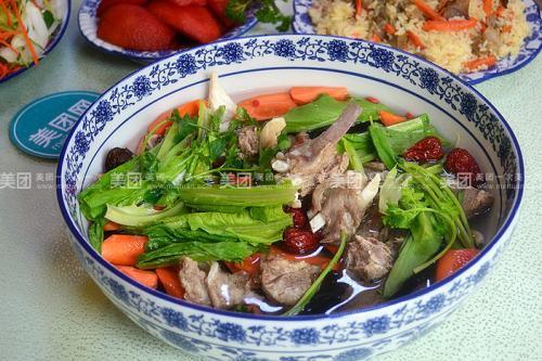 新疆盆盆肉