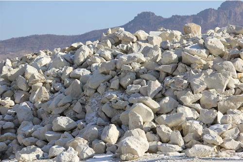 伊利石粘土矿