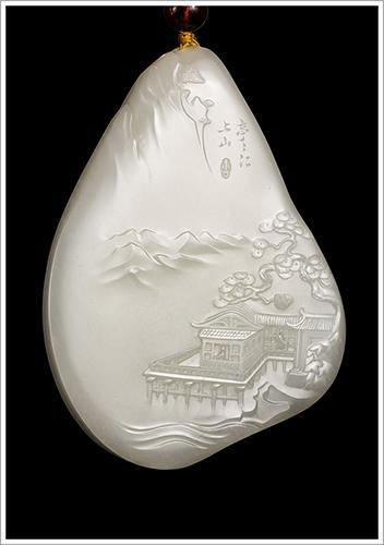 苏州玉石雕刻