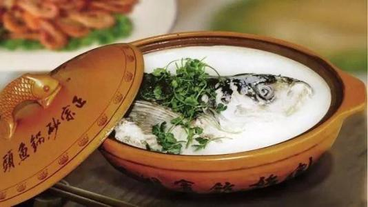 洪泽湖鱼头