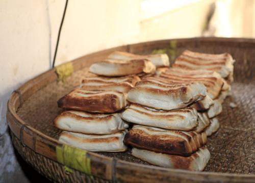 盐城草炉饼