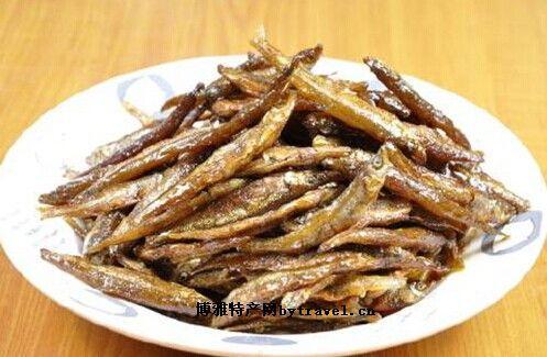 湘乡火焙鱼