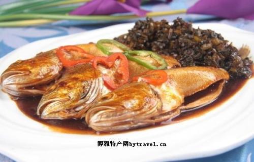 临澧黄花鱼