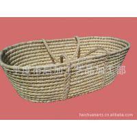 玉米皮篮子