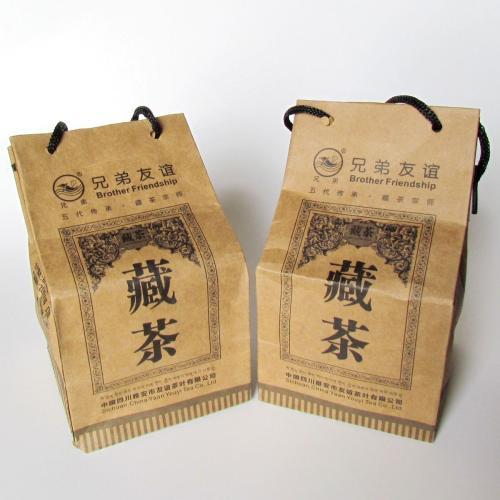 蒙顶山藏茶
